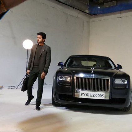 thalapathy 62 movie test look video