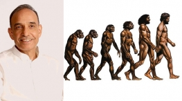 satyapal singh says human evolution is wrong from darwin theory