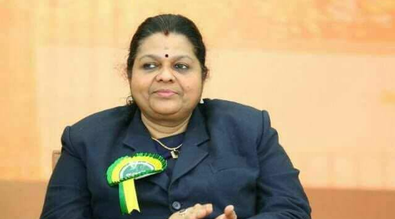 Principal District Judge alamelu natarajan passed away