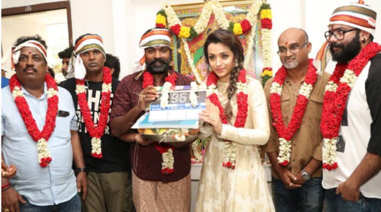 vijay sethupathi trisha 96 movie rights