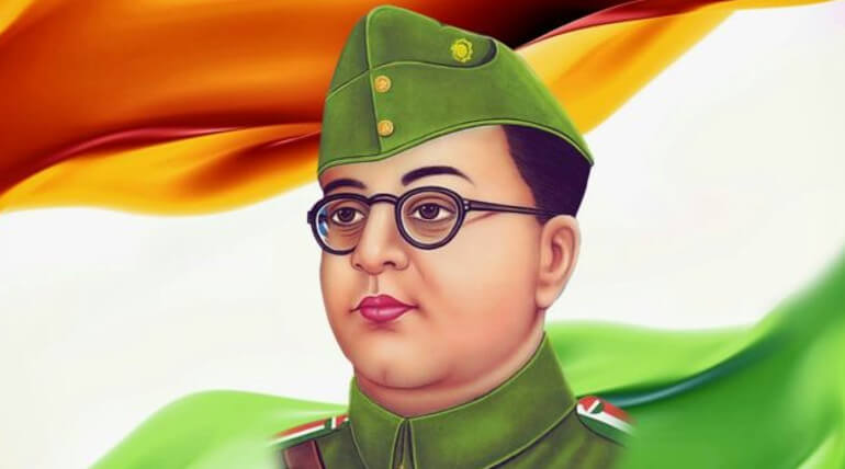 subhas chandra bose 121th birth anniversary