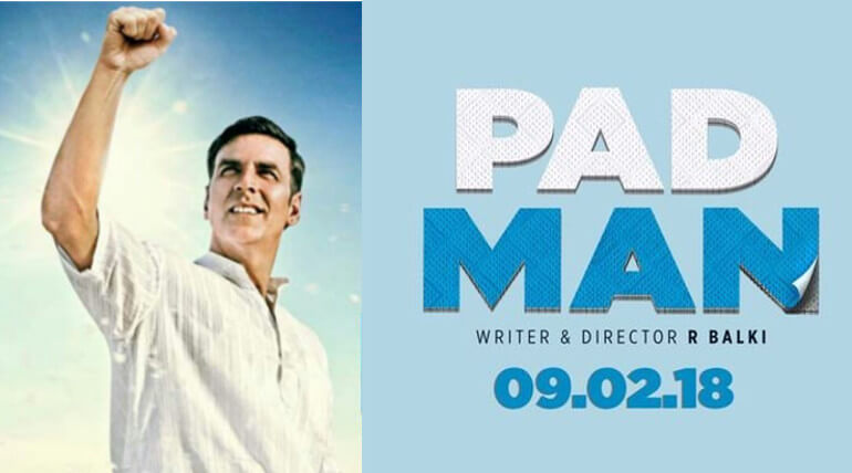pad man new release date