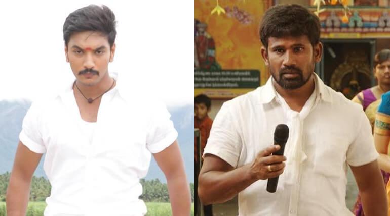 gautham karthik director muthaiah new movie titled devarattam
