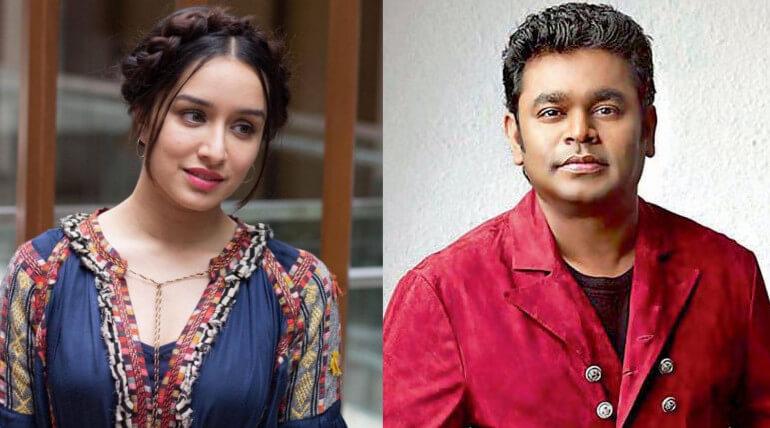 shraddha kapoor ar rahman joined in sivakarthikeyan new movie