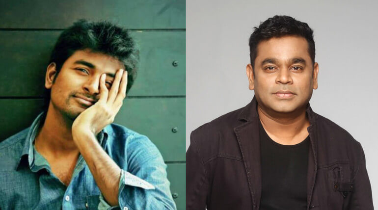 sivakarthikeyan new movie with ar rahman music