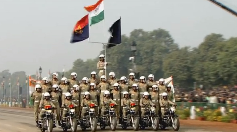 republic day parade event full video