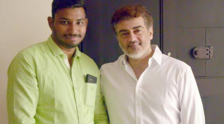 thala ajith new stills viral
