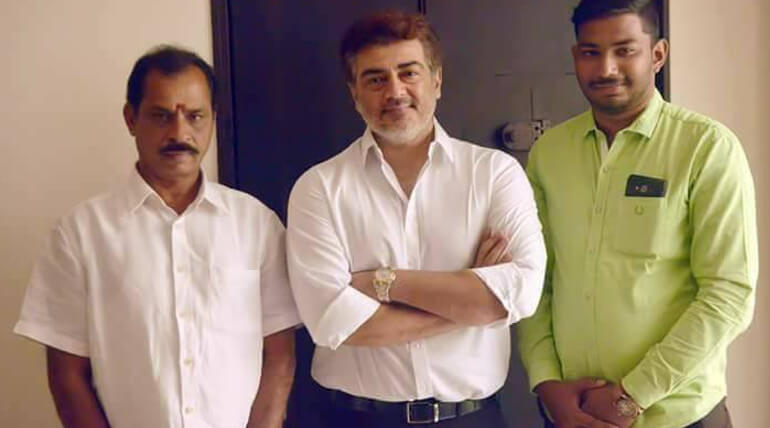 ajith 58 new stills