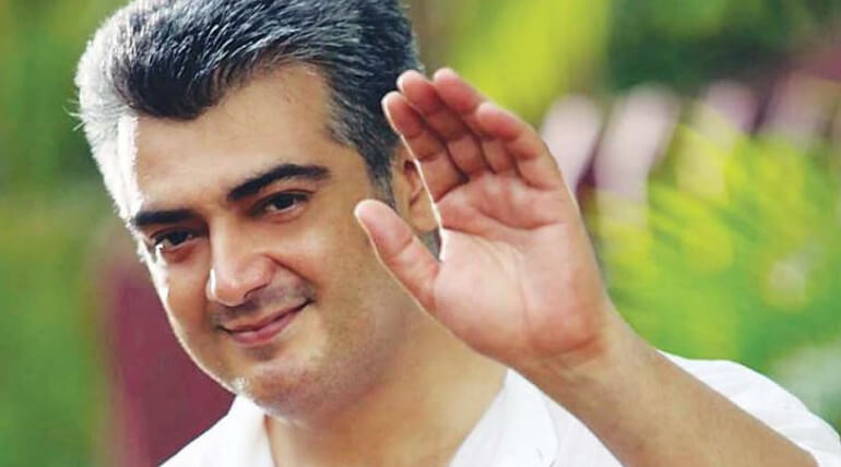 ajith new stills viral