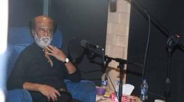 rajinikanth starts kaala movie dubbing