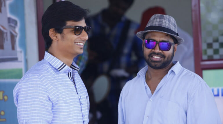 actor jiiva new movie with directo Ike