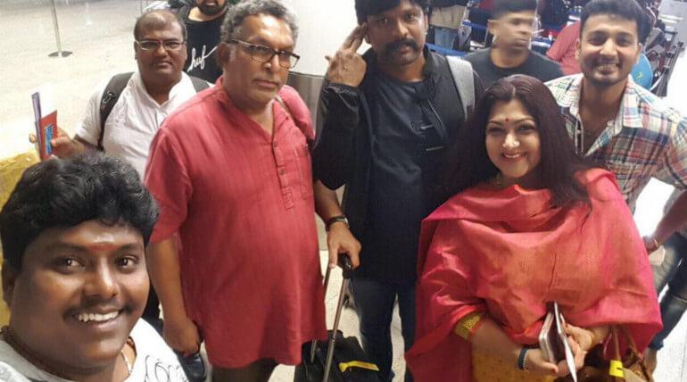 natchathira vizha 2018 celebrity stills