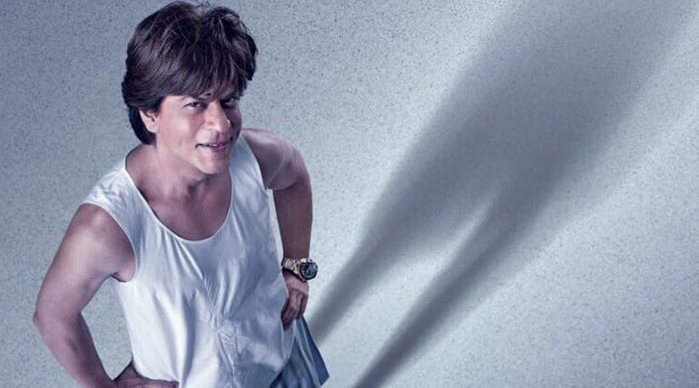 shah rukh khan new movie titled as zero