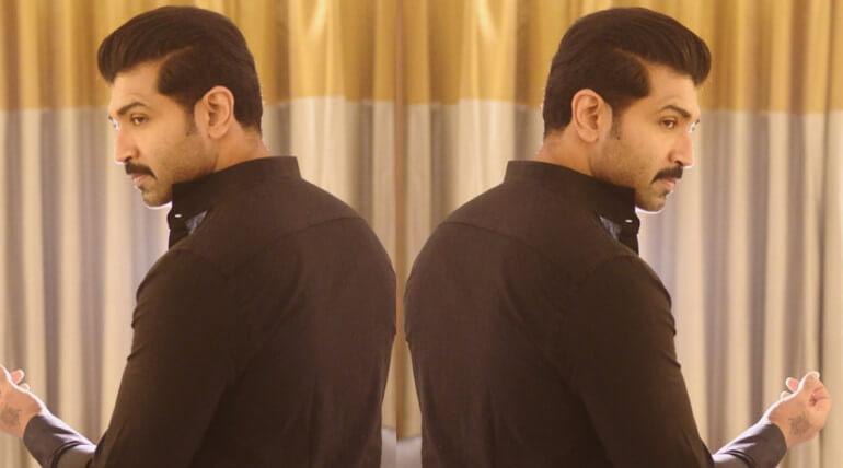 arun vijay dual role in thadam movie