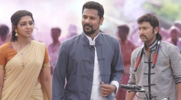 prabhu deva upcoming movie yung mung sung shooting updates