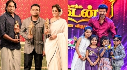 2017 ananda vikatan awards ceremony
