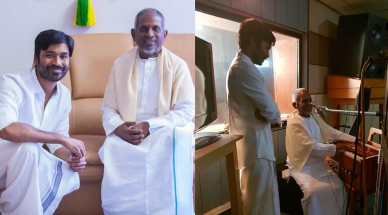 ilaiyaraja sings on yuvan shankar raja movie maari 2