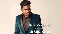 yuvan shankar raja officially joined in s uriya 36