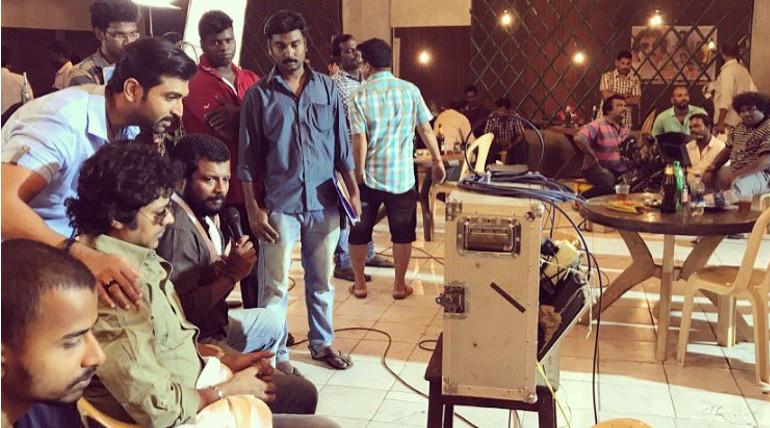 arun vijay upcoming movie thadam shooting updates