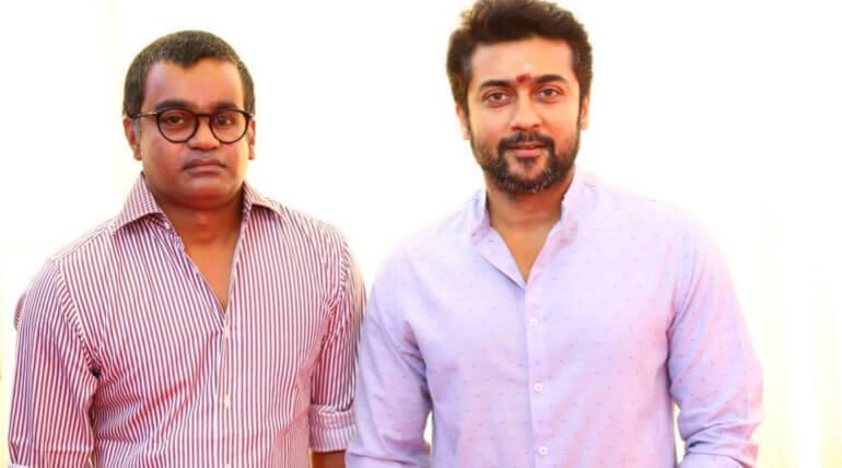 suriya 36 movie poojai starts yesterday