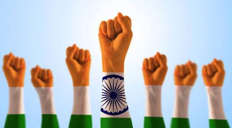 india 69th republic day