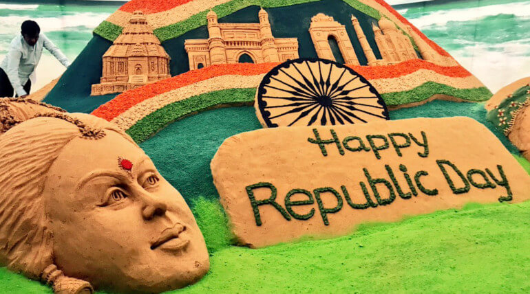 india 69th republic day