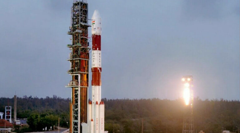 isro launches its 100th satellite Cartosat 2