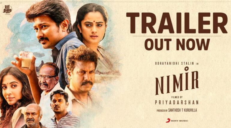 nimir movie official trailer