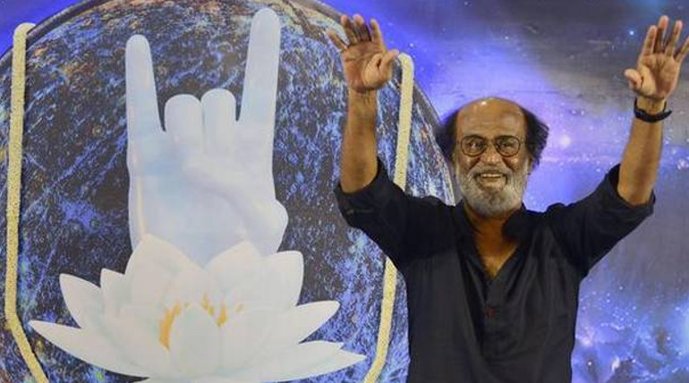rajinikanth party logo