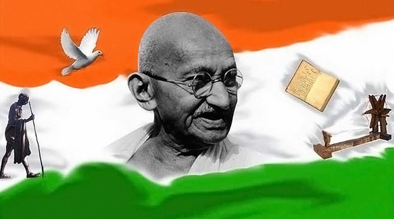 mahatma gandhi death anniversary today