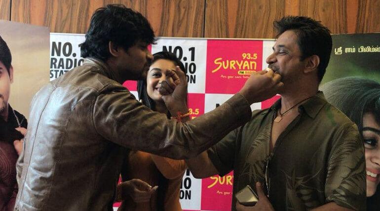 director arjun new movie sollividava reviews