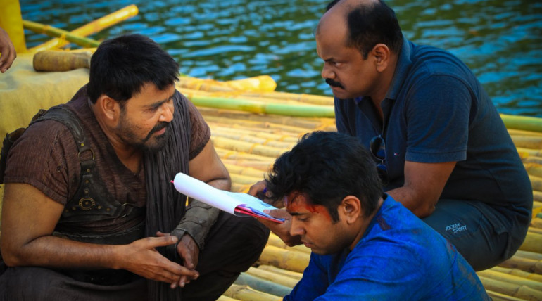 kayamkulam kochunni movie shooting stills