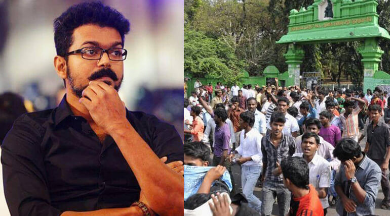 students education struggle at pachaiyappa college due to thalapathy 62 movie shooting