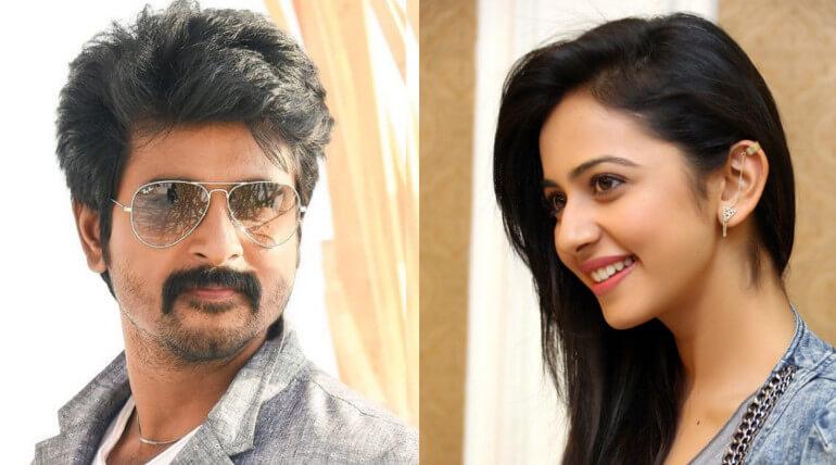 actress rakul preet singh joined in sivakarthikeyan new movie
