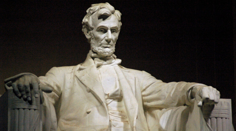 abraham lincoln birth anniversary today