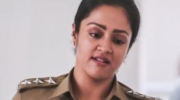 jyothika open talk with naatchiyaar teaser issue