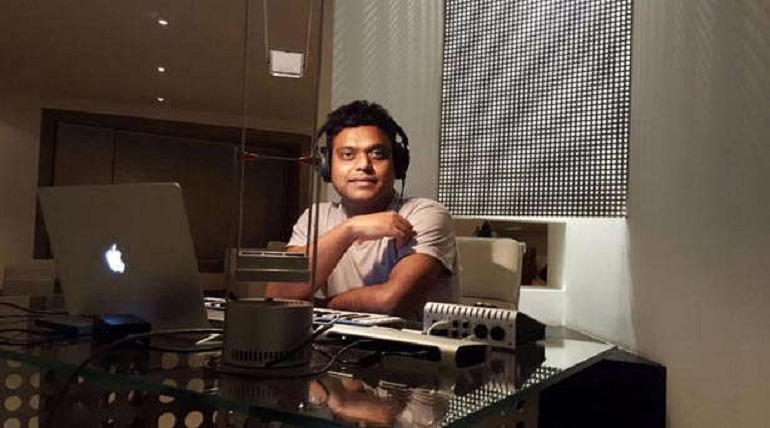 Actor Karthi New movie music director Harris Jayaraj