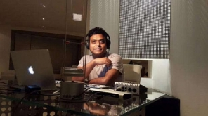 Actor Karthi New movie music director Harris Jayaraj