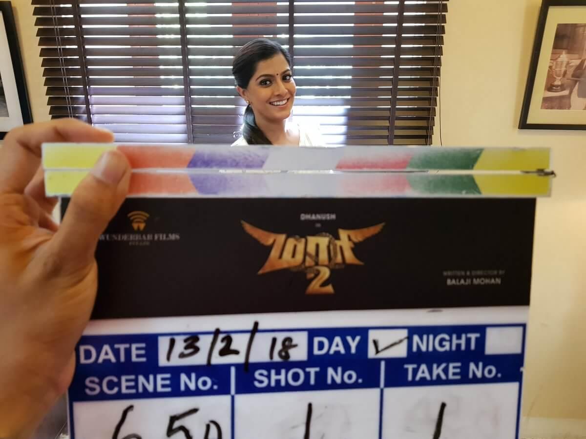 maari 2 movie 2nd schedule shooting begins