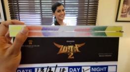 varalakshmi joines maari 2 movie shooting