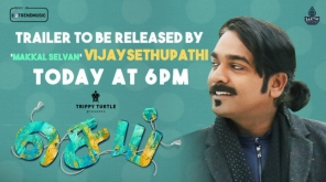 Actor Vijay Sethupathi to be released Actor Nakul new movie sei trailer today at 6PM