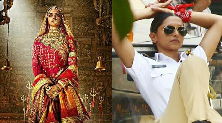 actress deepika padukone new movie titled as raani