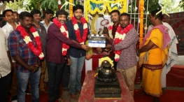 director mohan raja starts asura guru movie shooting