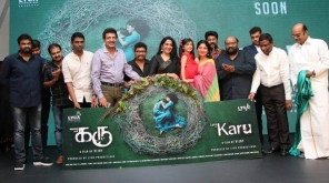 Director AL Vijay Speech At Karu Movie Audio Launch at Chennai