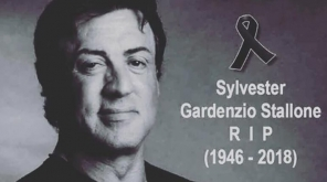 Hollywood veterian actor Sylvester Stallone death hoax