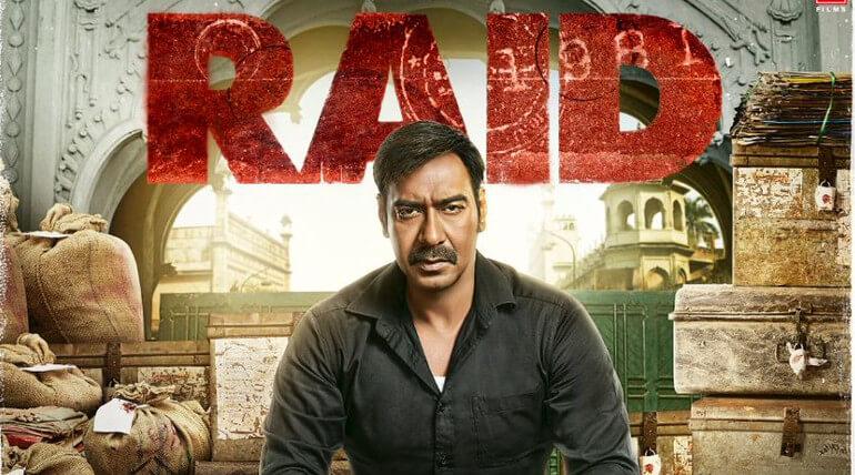 raid movie official trailer