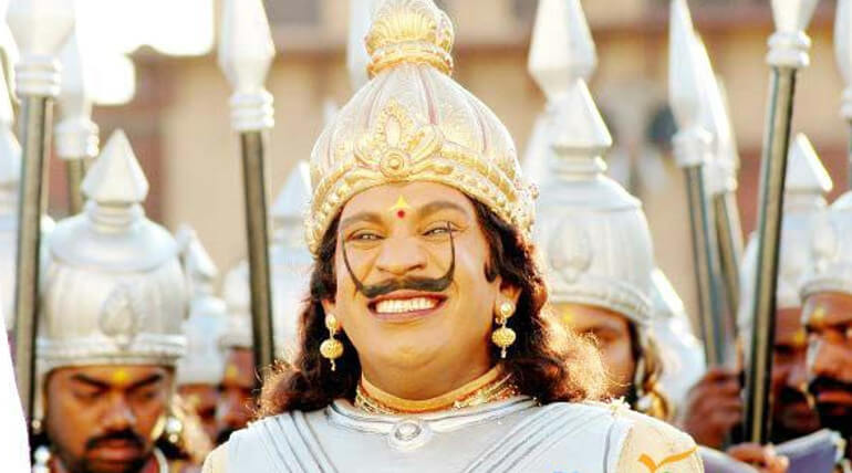 actor vadivelu life history