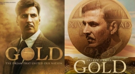 gold movie official teaser release