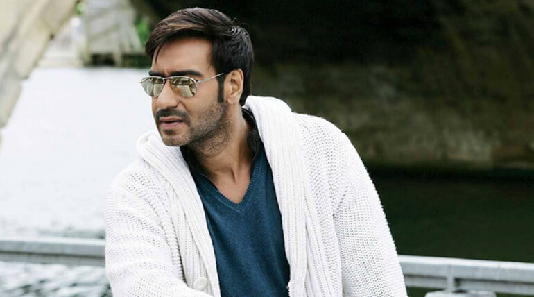 Bollywood Actor Ajay Devgn Joining the cast of Kamal Haasan Indian 2 Movie