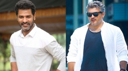 prabhu deva to teamup thala ajith